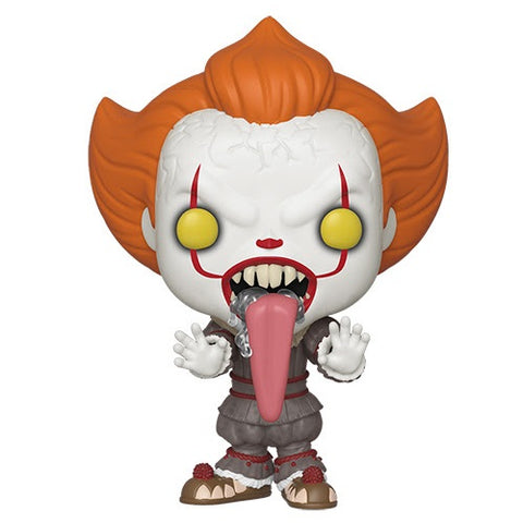 Funko Pop! Movies: It Chapter 2 - Pennywise with Dog Tongue (Coming Soon)