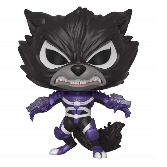 Funko POP! Marvel Venom- Rocket Raccon