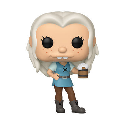 Funko POP! Animation: Disenchantment- Bean (Coming Soon)