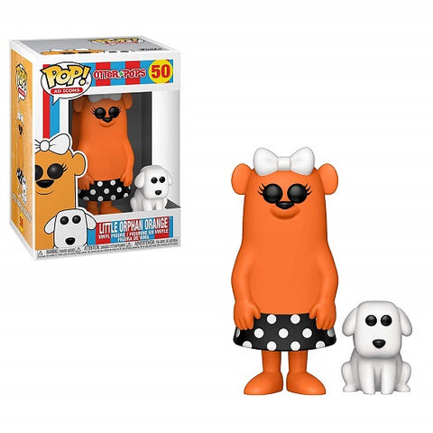 Funko POP! Ad Icons: Otter Pops - Little Orphan Orange