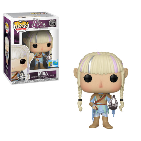 Funko POP! TV: The Dark Crystal: Age of Resistance - Mira #857 SDCC 2019 Sticker (Buy. Sell. Trade.)