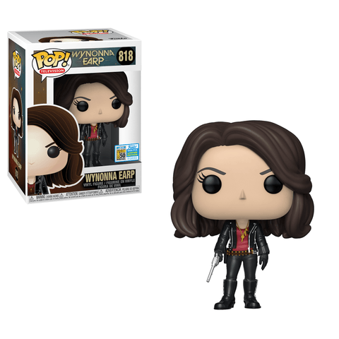 Funko POP! Television: Wynonna Earp 818 SDCC 2019 Sticker (1000 PCS L.E.) (Buy. Sell. Trade.)