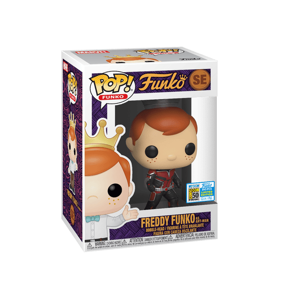 Funko Pop! SDCC 2019 Tiki Fundays Freddy Funko As Ant-Man Limited Edition 350 Pieces (Buy. Sell. Trade.)