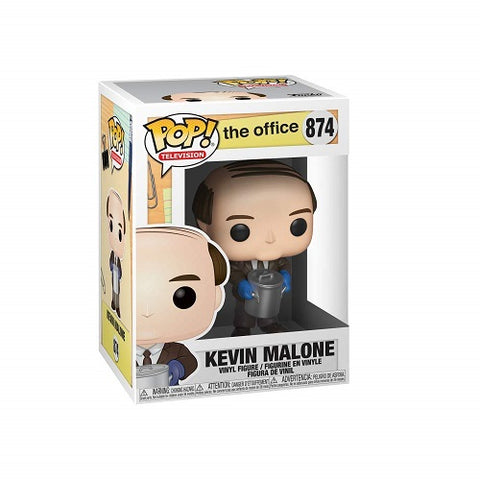 Funko POP! TV: The Office - Kevin Malone