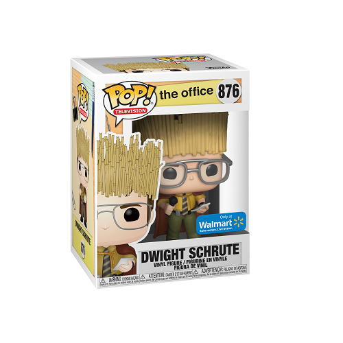 Funko Pop! TV: The Office - Dwight Schrute Walmart Exclusive w. protector (Buy. Sell. Trade.)