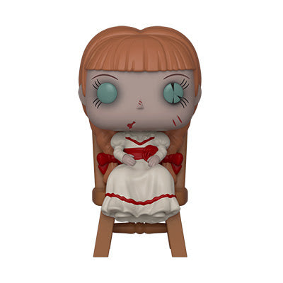 Funko Pop! Movies: Annabelle in Chair