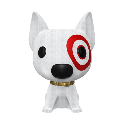 Funko Pop! Ad Icons: Bullseye 05 (Flocked) Gold Collar Target Exclusive ( Buy. Sell. Trade)