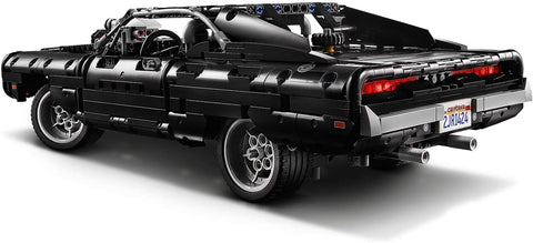 LEGO Technic Fast & Furious Dom's Dodge Charger (1,077 Pieces) (Coming in May 2020)