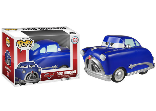 Pop!  Disney Vinyl Cars Doc Hudson