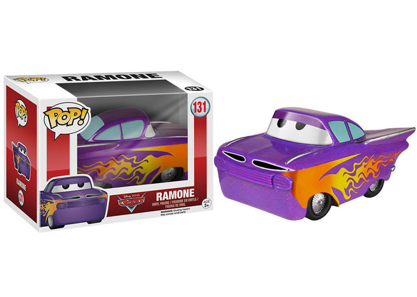 Pop!  Disney Vinyl Cars Ramone