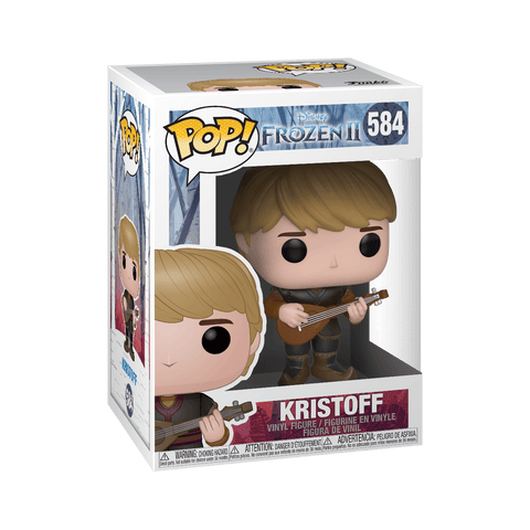 Funko POP! Disney Frozen II Kristoff 584