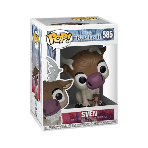 Funko POP! Disney Frozen II Sven 585