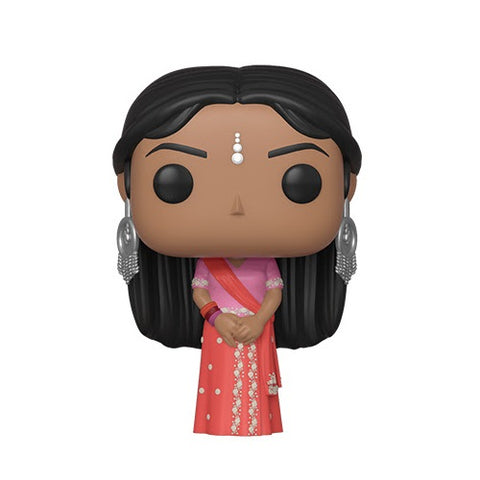 Funko Pop! Movies: Harry Potter - Padma Patil Yule