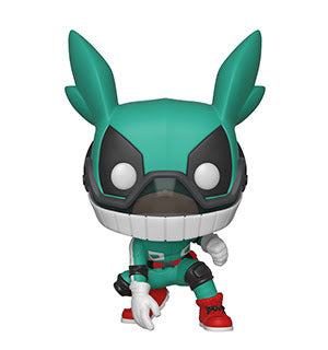 Funko Pop! Animation: My Hero Academia S3- Deku W. Helmet (Coming October)