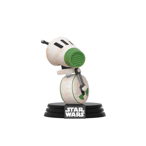 Funko POP! Star Wars: Rise of Skywalker- D-O