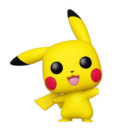 Funko POP! Animation: Pokemon - Pikachu Waving (Coming Soon)