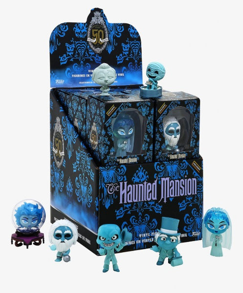 Funko Pop! Mystery Minis Disney The Haunted Mansion Blind Box Hot Topics Exclusive 12 Piece PDQ (Buy. Sell. Trade.)
