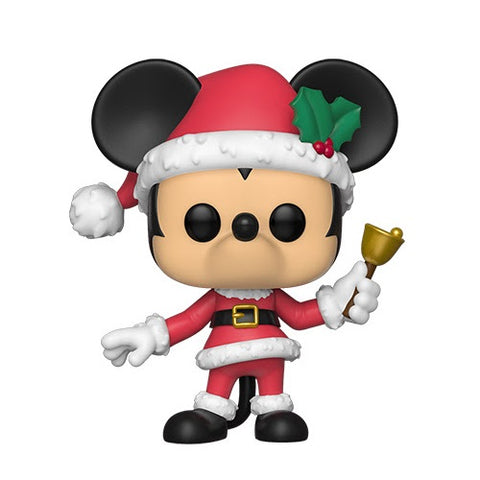 Funko POP! Disney: Holiday Mickey with Bell (Coming Soon)