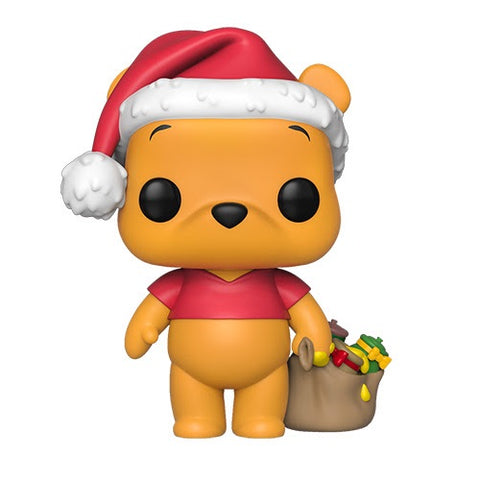 Funko POP! Disney: Holiday Winnie the Pooh (Coming Soon)