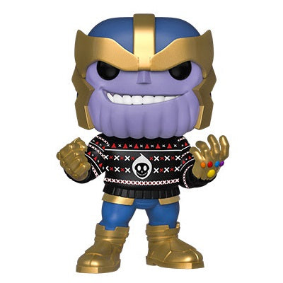 Funko POP! Marvel: Holiday Thanos