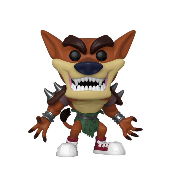 Funko POP! Games: Crash Bandicoot S3 - Tiny Tiger