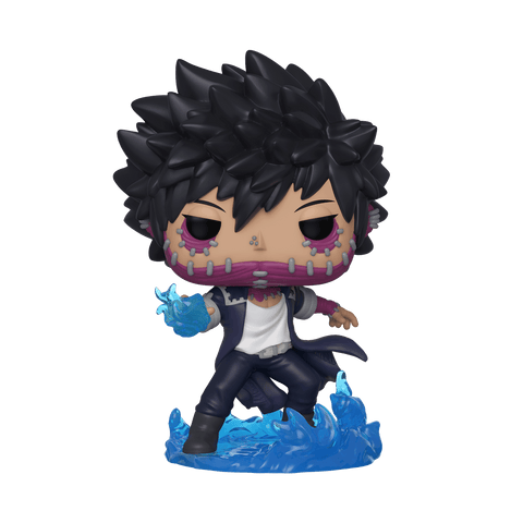 Funko Pop! Animation My Hero Academia Dabi 637 Hot Topics Exclusive Shared 2019 Fall Sticker (Buy. Sell. Trade.)