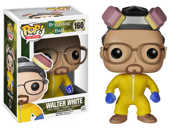 Funko Pop! Television Vinyl Breaking Bad Walt Cook