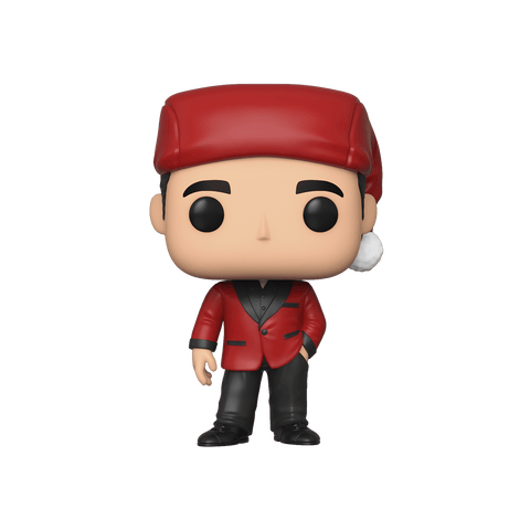 Funko POP! TV: The Office - Michael as Classy Santa
