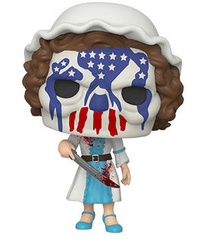 Funko Pop! Movies: The Purge- Betsy Ross