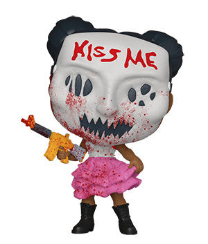 Funko Pop! Movies: The Purge- Freakbride