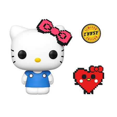 Funko POP! Sanrio: Hello Kitty Anniversary CHASE (Coming Soon)