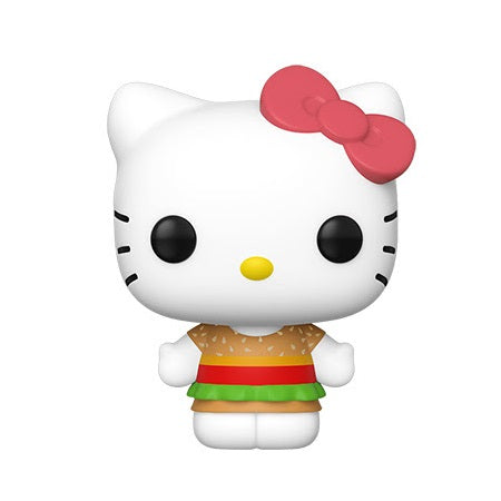 Funko POP! Sanrio: Hello Kitty Burger Shop (Coming Soon)