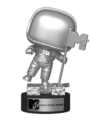 Funko POP! Ad Icons: MTV- Moon Person (Coming Soon)