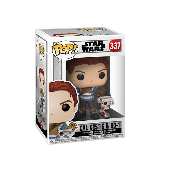 Funko POP! Star Wars: Cal Kestis