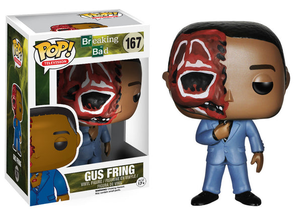 Pop! Television Vinyl Breaking Bad Gus Dead