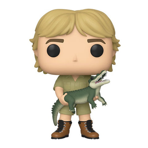 Funko POP! TV: Crocodile Hunter - Steve Irwin