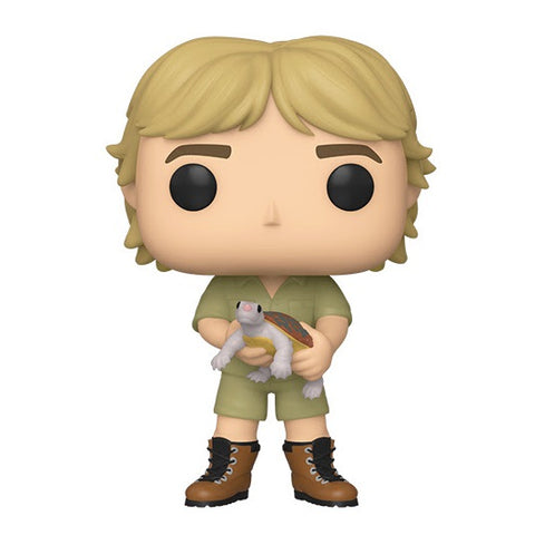 Funko POP! TV: Crocodile Hunter - Steve Irwin CHASE