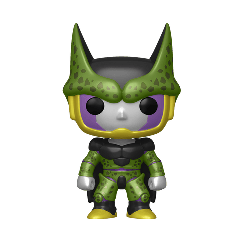 Funko Pop! Animation: Dragon Ball Z - Perfect Cell 13 (Metallic) GameStop Exclusive (Buy. Sell. Trade.)