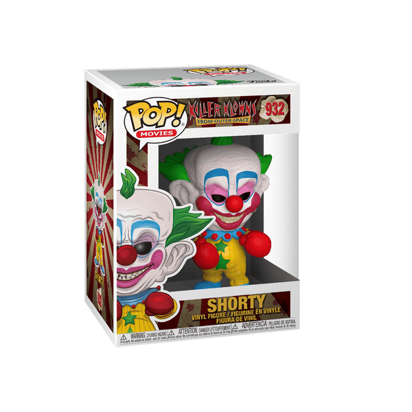 Funko Pop! Movies: Killer Klowns from Outer Space - Shorty