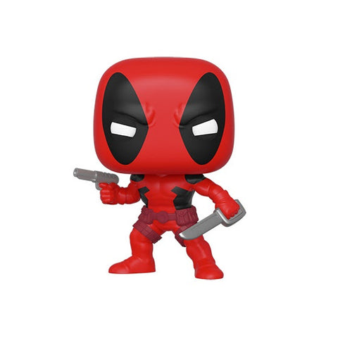 Funko POP! Marvel: 80th Anniversary First Appearance Deadpool