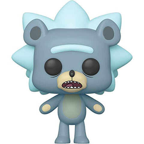 Funko POP! Animation: Rick & Morty - Teddy Rick