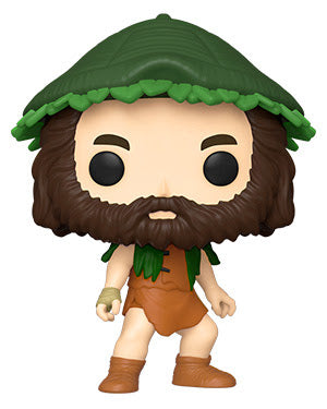 Funko POP! Movies Jumanji - Alan Parrish