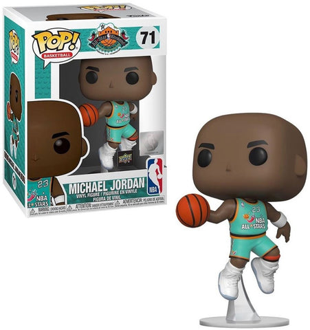 Funko Pop! NBA: Chicago Bulls - Michael Jordan 71 Upper Deck Exclusive ( Buy. Sell. Trade)