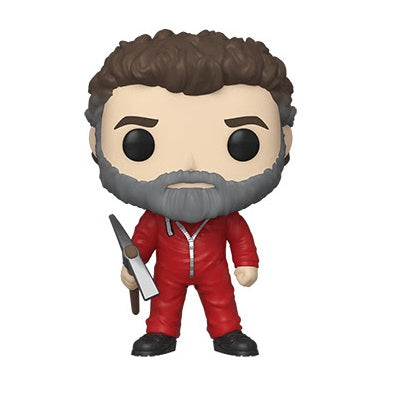 Funko POP! TV: La Casa de Papel - Moscu (Coming Soon)