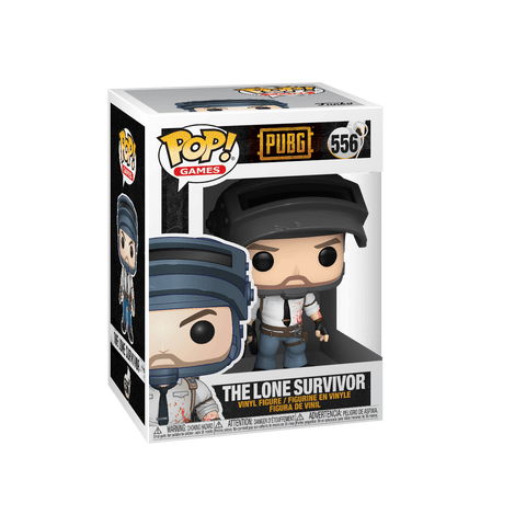 Funko POP! Games PUBG The Lone Survivor 556