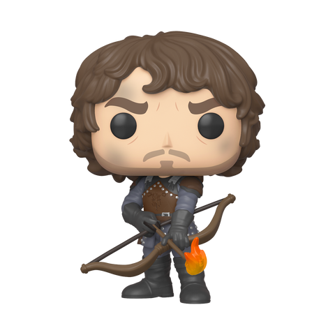 Funko POP! TV Game of Thrones- Theon w. Flaming Arrows