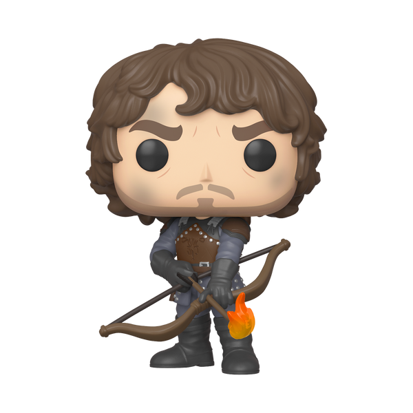Funko POP! TV Game of Thrones- Theon w. Flaming Arrows (Coming November)