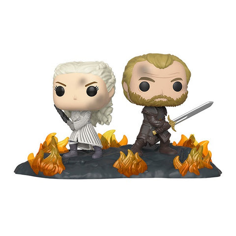 Funko POP! Movie Moment: Game of Thrones Daenerys and Jorah (Coming Soon)