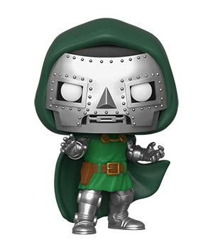 Funko POP! Marvel: Fantastic Four- Doctor Doom