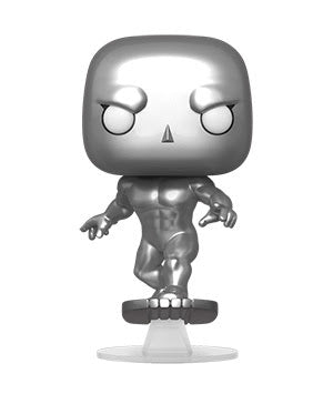 Funko POP! Marvel: Fantastic Four- Silver Surfer